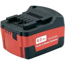 Аккумуляторы и зарядные устройства для Metabo